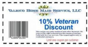 veteran discount coupon