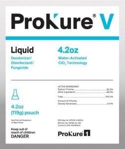 prokure v epa-approved disinfectant